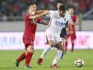 重庆斯威2-3上海上港 武磊梅开二度并完成绝杀