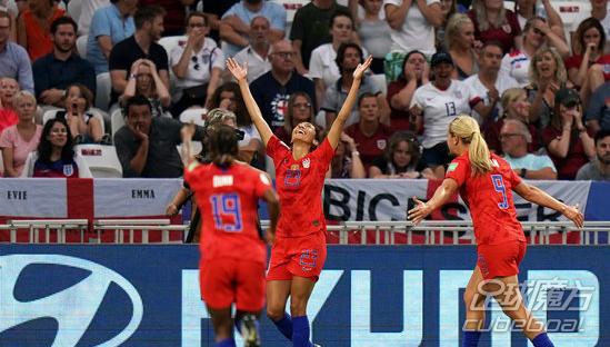 美国女足vs荷兰女足前瞻 来势汹汹美国女足誓取冠军