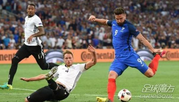 德国vs法国前瞻 德国能否一雪世界杯之耻