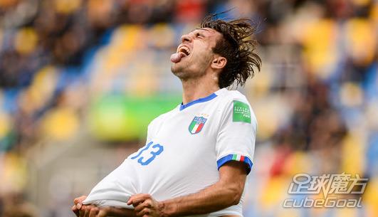 厄瓜多尔U20vs意大利U20前瞻 意大利U20缺星仍强悍